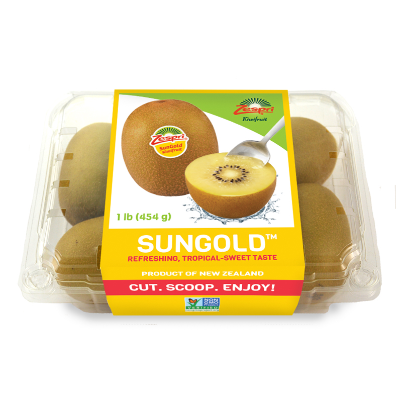 Zespri Set for Another Strong Season as SunGold Kiwifruit Arrives in North America