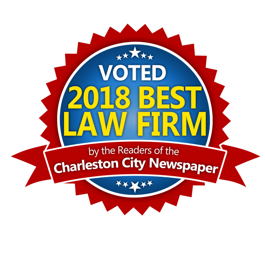 George Sink, P.A. Injury Lawyers Voted Best Law Firm of 2018 by Charleston City Paper Readers