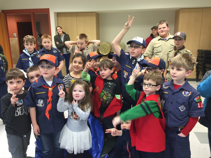 Canfield Cub Scout Pack 115 Joins National Family Scouting Program to Welcome Girls and Boys into Cub Scouts