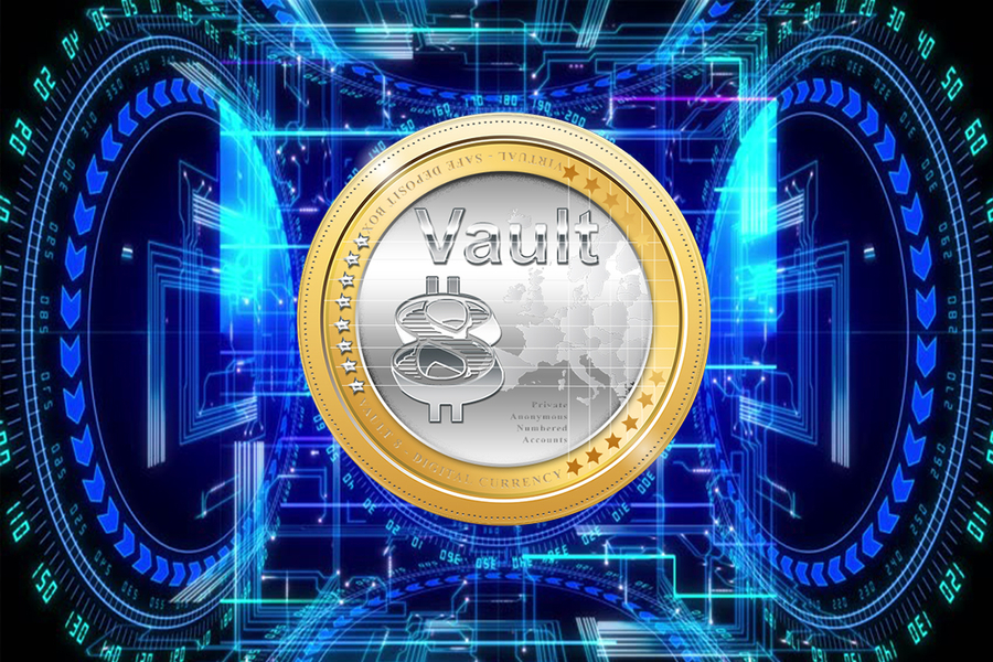 Vault8 Announces the First Company to Offer Anonymous Private Numbered Virtual Safe Deposit Boxes for Bitcoin and Other Cryptocurrency, With No Personal Information Required