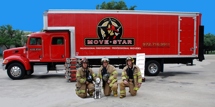 Movestar: Professional Firefighters * Professional Movers Announces Sponsorship and Participation in 2018 Carry the Load Memorial Day Events