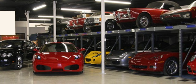 Fort Worth Car Storage Launches New Website