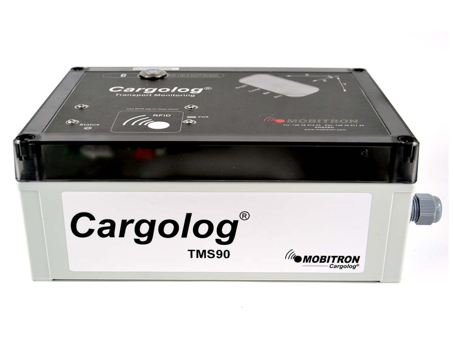 Cargolog® TMS90 from Mobitron with High Security & Control for Your Transport from Start to Finish