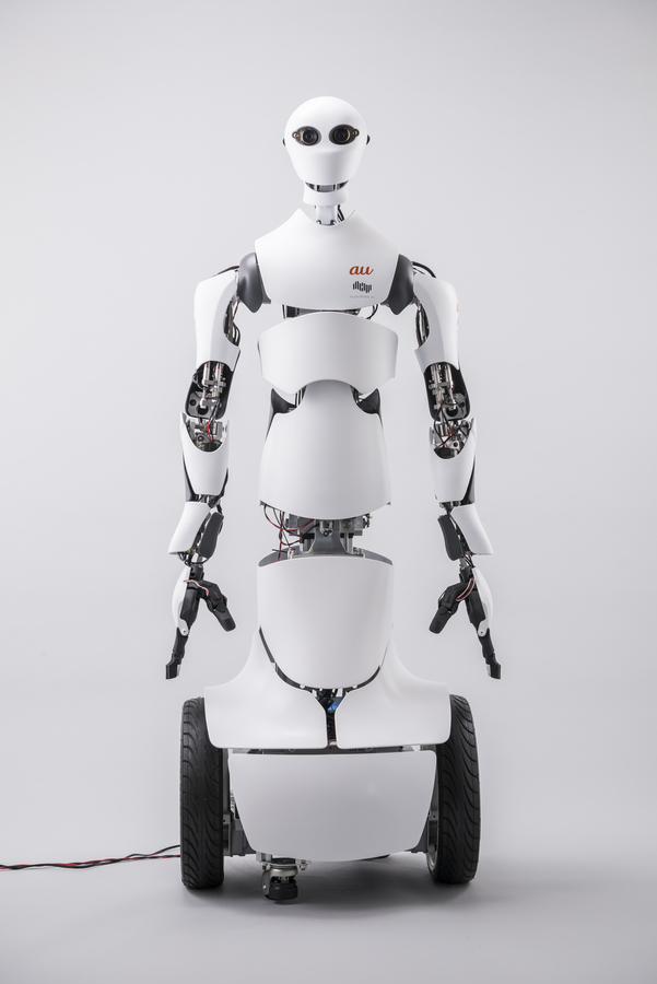 Telexistence Develops Mass Production Prototype for MODEL H, a Robot with Remote Control Technologies