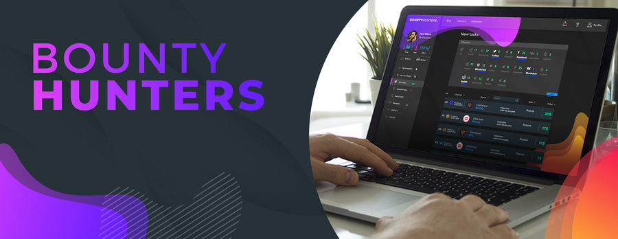 Bountyhunters.io: an Innovative Blockchain Solution for Influencer Marketing