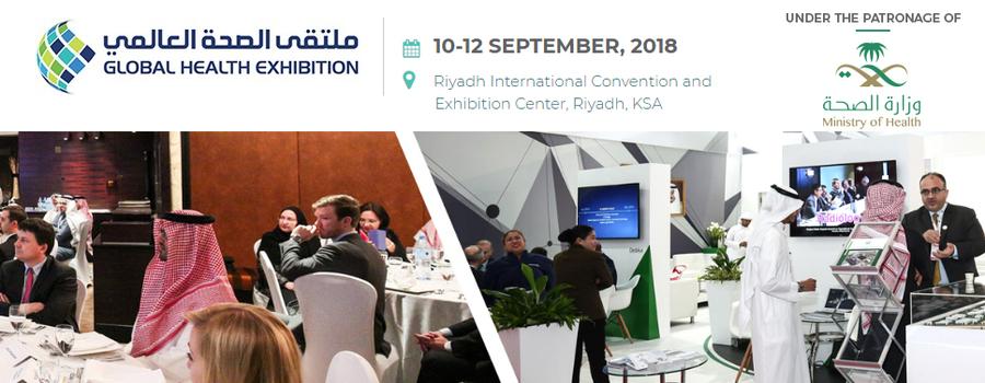 Global Health Exhibition to Launch in Saudi Arabia