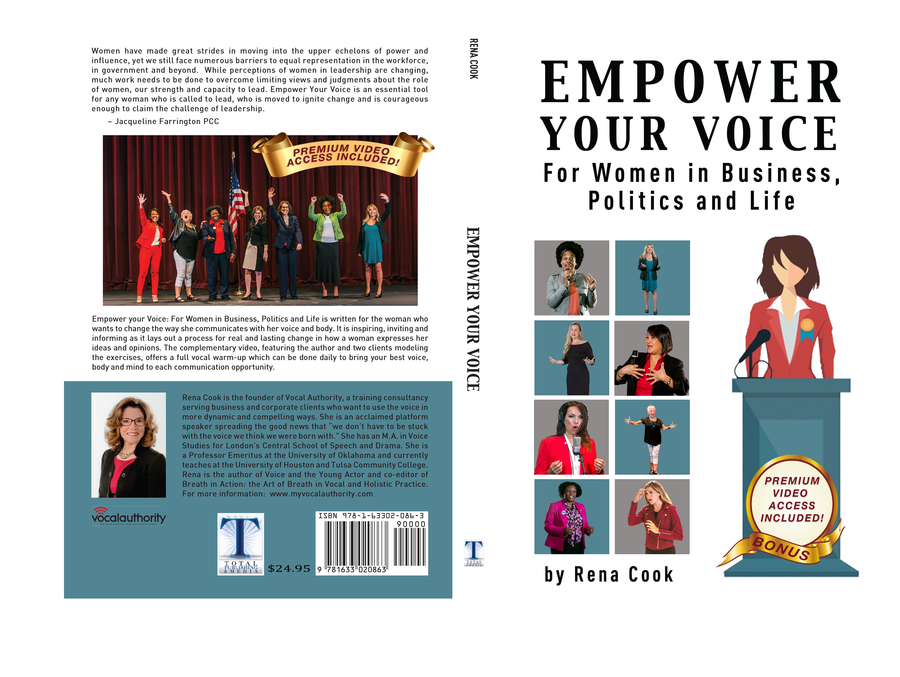 Helping Women Use Their Voices