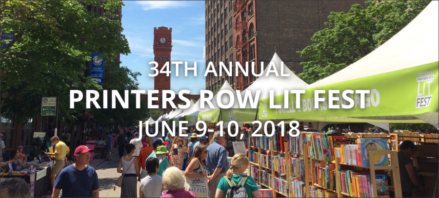 Everywhere Wireless Teams up with Literacy Works this Weekend at Printers Row Lit Fest in the South Loop