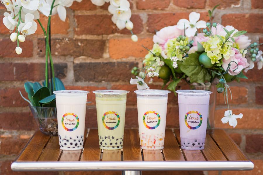 I-Thai BubbleTea Celebrates 1-Year with FREE Bubble Tea and 50% off their Bingsu Dessert
