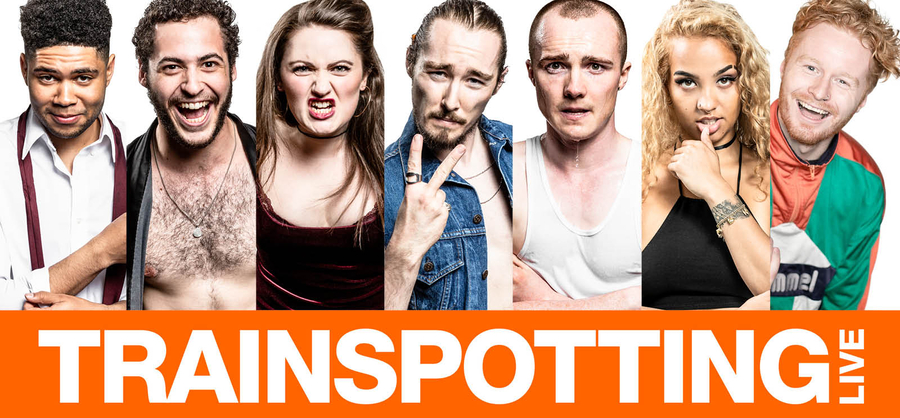 "Complete Casting Announced for the Critically Acclaimed No-Holds-Barred Immersive Production of Irvine Welsh's ""Trainspotting"""