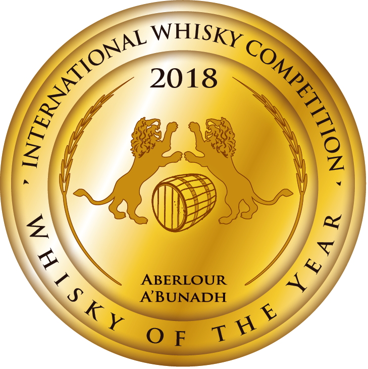 Aberlour A'Bunadh Wins Whisky of The Year at The 2018 International Whisky Competition®