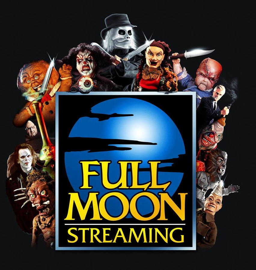 FULL MOON STREAMING Re-Launches!