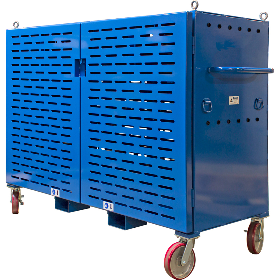 BHS, Inc. Releases High-Capacity Wire Pull Carts for Electricians and Electrical Suppliers