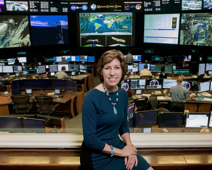 Dr. Ellen Ochoa, First Hispanic Woman in Space, to Keynote 2018 SACNAS – The National Diversity in STEM Conference