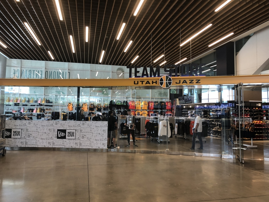 SEO National to Optimize Utah Jazz's New Team Store for Search Engines