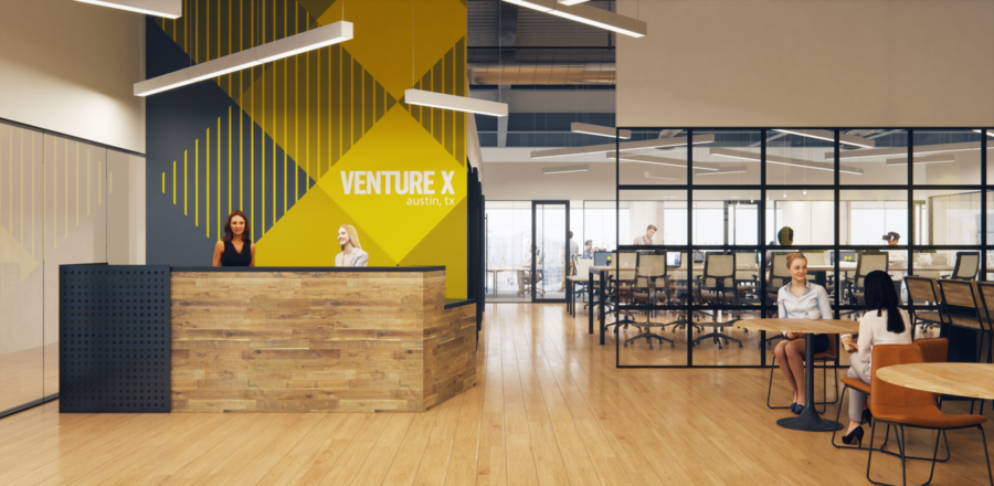 The Venture X Brand Experiences Another Round of Growth in Texas