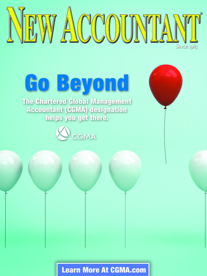 Go Beyond: The Chartered Global Management Accountant (CGMA) Designation Helps You Get There
