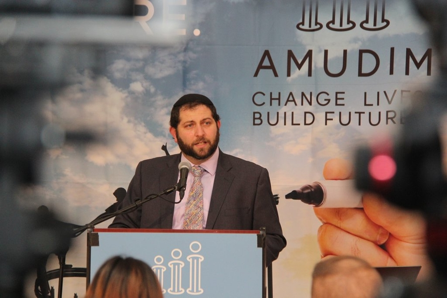 Triumphing upon Societal Taboos: Fighting Sexual Abuse in the Jewish Haredi Sector — Amudim