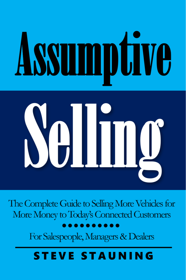 'Assumptive Selling' Creates a Better Car-Buying Experience (and This Month, it May Help Create a Better Experience for a Worthy Couple)