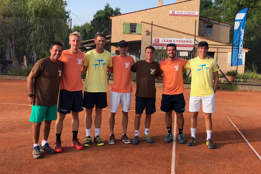TTT Tours Scores High In 2018 French Riviera Tennis Tournament Season