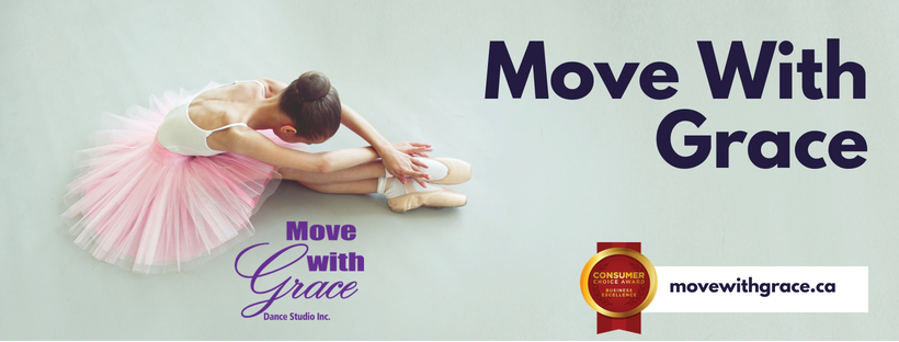 Waterloo Region Consumers Meet With Robyn Tedesco from Move With Grace Dance Studio