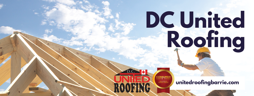 Barrie Consumers Meet With Joel Davis from DC United Roofing