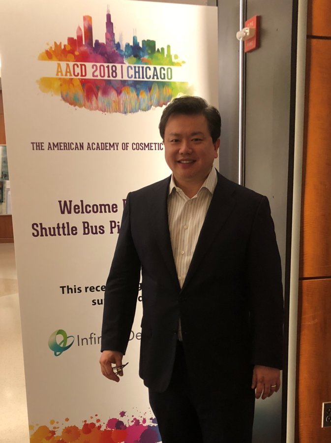 Midtown Manhattan Cosmetic Dentist Dr. Michael J. Wei Attends 34th American Academy of Cosmetic Dentistry Conference