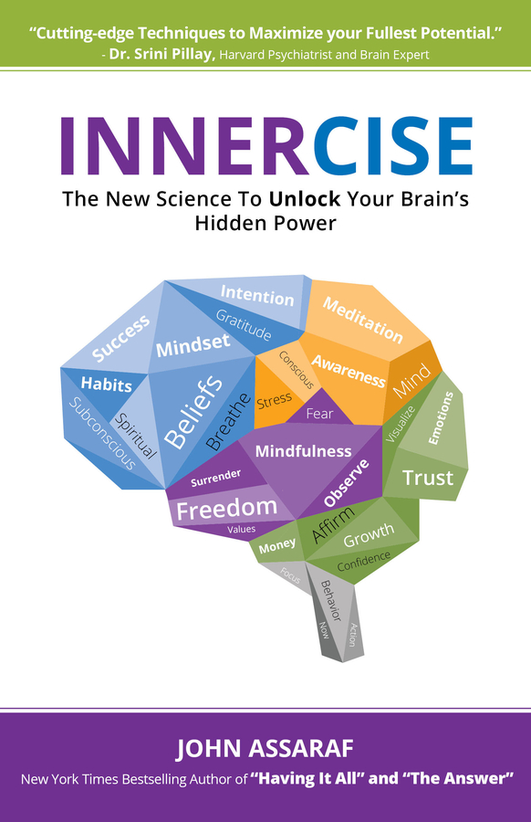 Book Helps People Unlock Hidden Brain Power