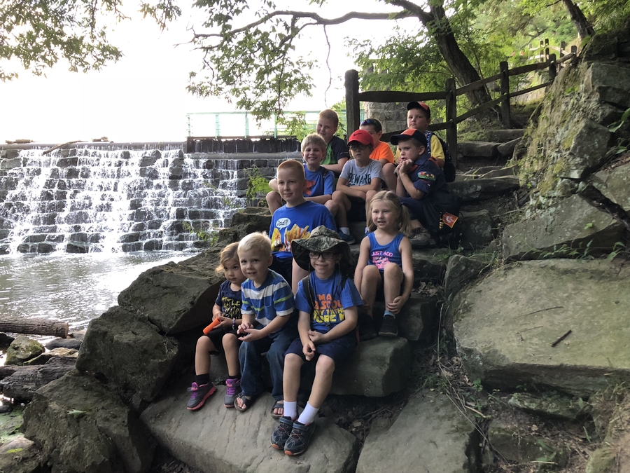 Canfield Cub Scout Pack 115 Kicks Fall 2018 Off With a Bang