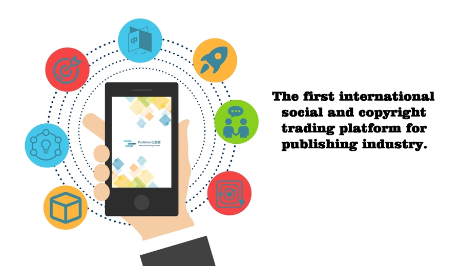 Publishing1st: The First International Social and Copyright Trading Platform for the Publishing Industry