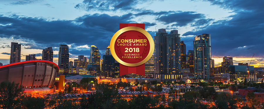 Southern Alberta's 2018 Consumer Choice Award Winners