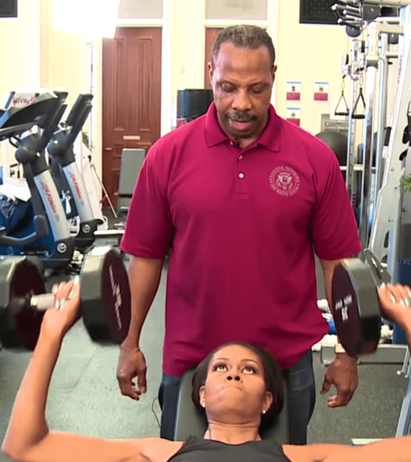 Get Stronger in Four Weeks With Michelle Obama's Personal Trainer