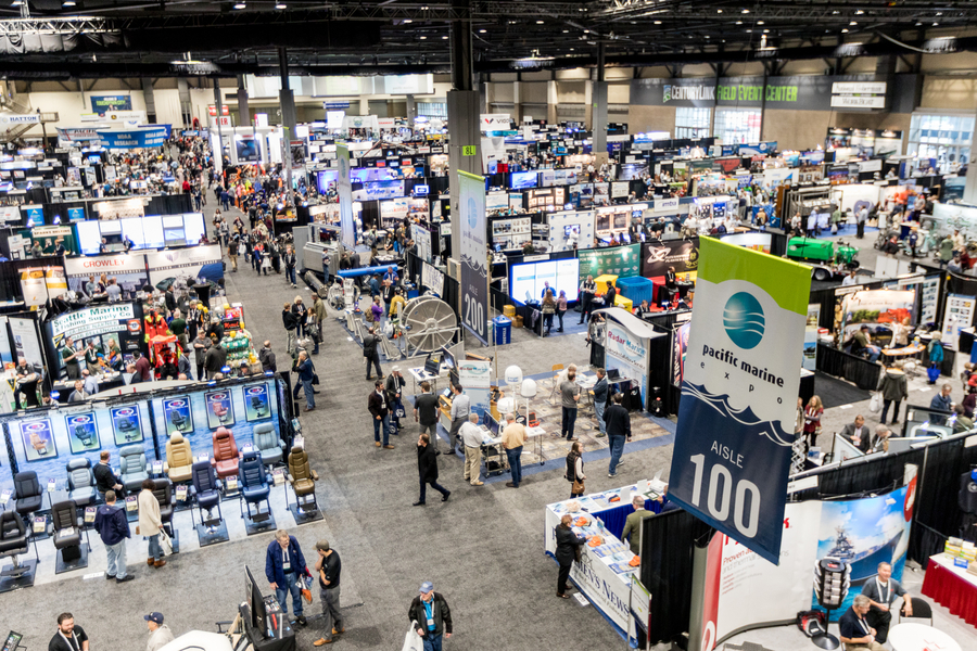 Registration Now Open for the 2018 Pacific Marine Expo, the West Coast's Largest Commercial Fishing and Marine Industry Trade Show