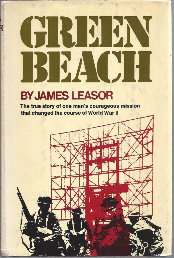 Film Rights Option Signed for James Leasor's 'Green Beach'