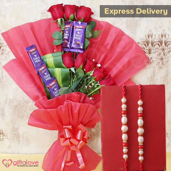 Giftalove.com is all Set with its Fast & Efficient Express Rakhi Delivery Services