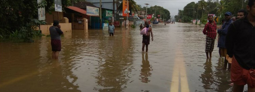 GFA Launches Disaster Relief Effort to Aid Victims of 'Grave' Kerala Flooding