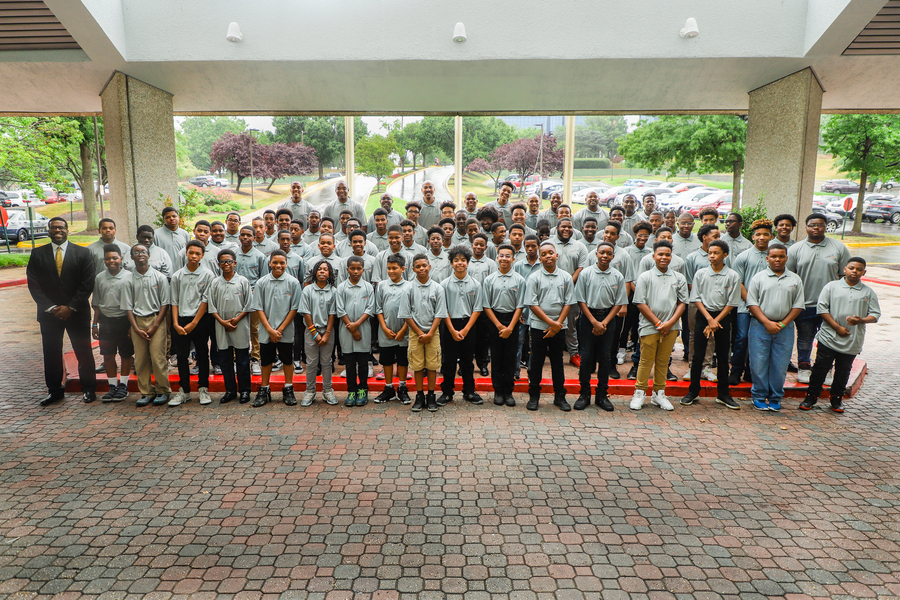The 13th Man Held its 4th Annual Summer Classics Leadership Empowerment Camp at the Greenbelt Marriott