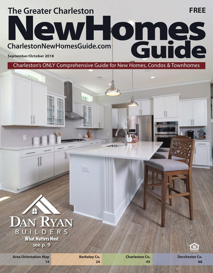Charleston New Homes Guide Presents Realtor® Quick Connect