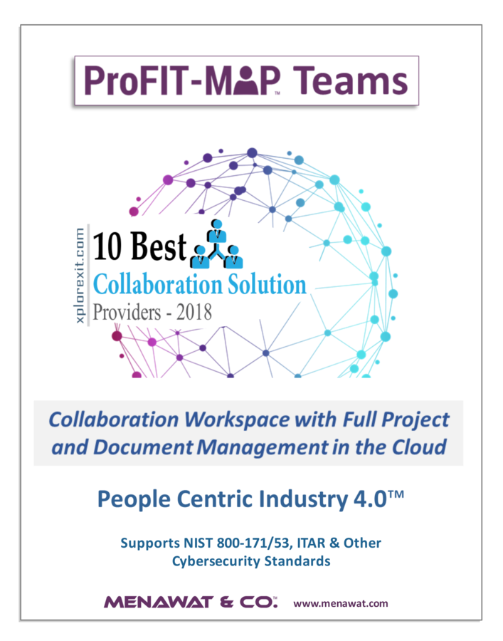 Menawat & Co. Selected by Xplorex IT Magazine as One of The 10 Best Collaboration Solution Providers 2018