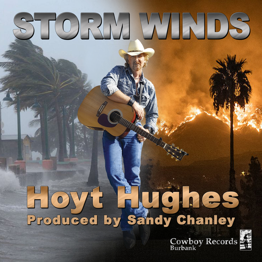Award Nomination and New Song Release – Artist, Hoyt Hughes/Cowboy Records (Burbank)