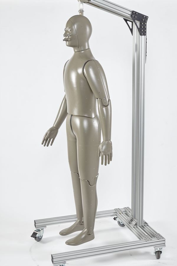 Introducing ANDI, the World's Most Advanced Thermal Manikin