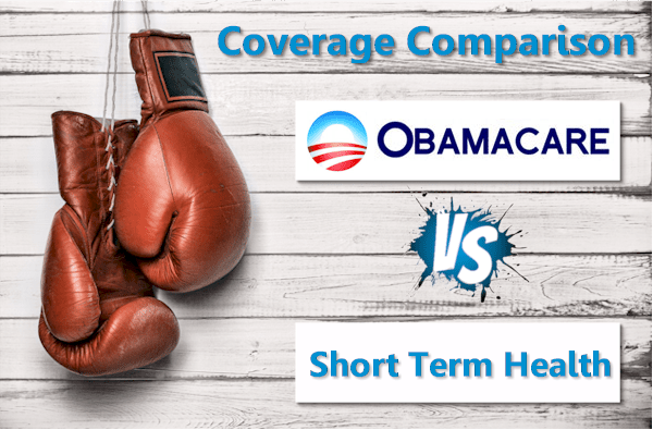 How to Compare New Short Term Plans Versus Obamacare