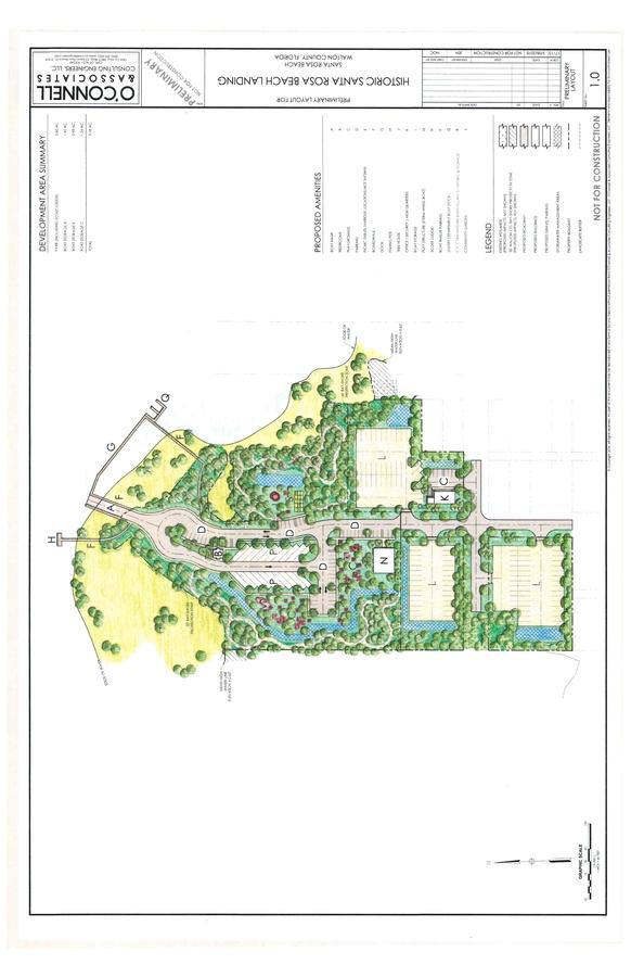 Plans Unveiled for Historic Santa Rosa Landing
