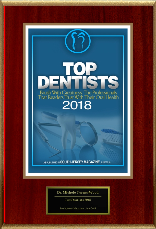"Michele Turner-Wood Selected For ""Top Dentists 2018"""