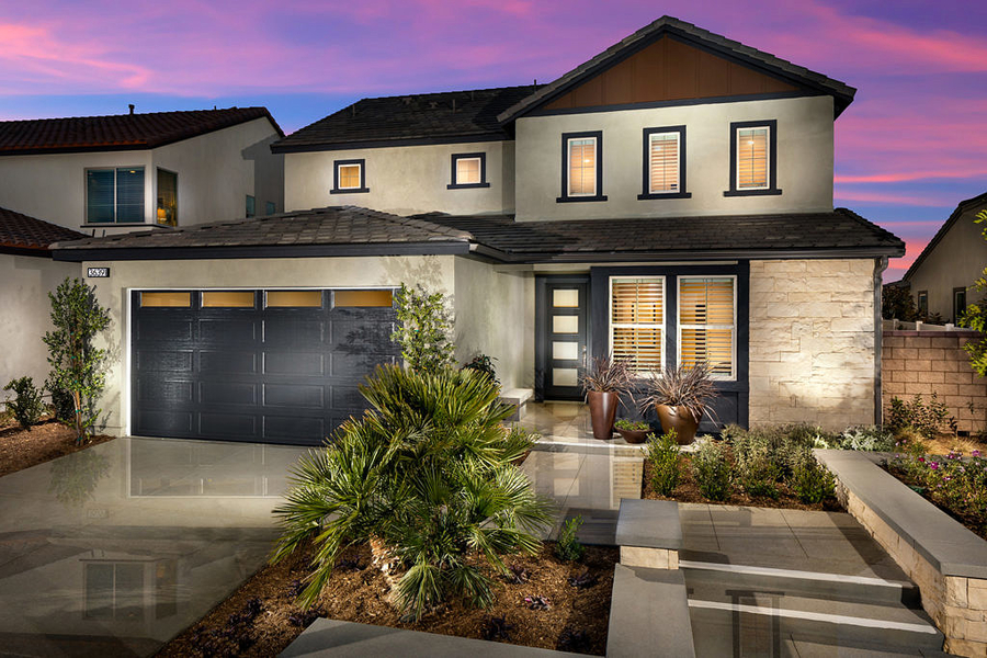 New Pardee Homes Priced from the Mid $400,000s Now Selling in the French Valley