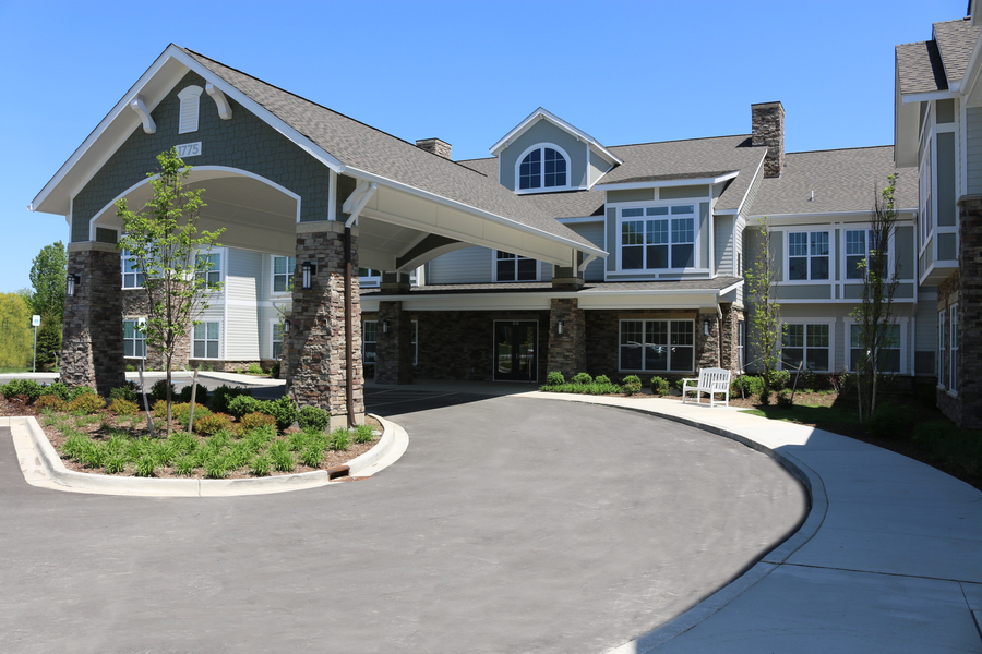 The Douglas Company Announces Completion of Stonecrest of Rochester Hills Senior Living Community