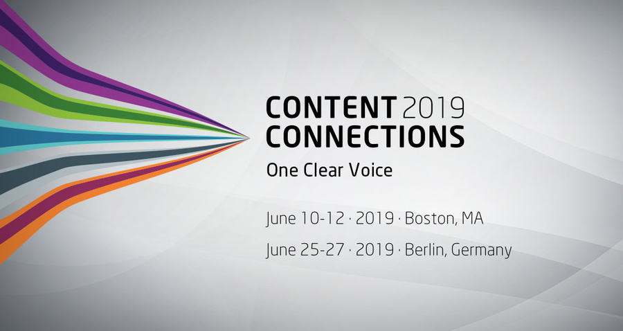 Acrolinx Announces Content Connections 2019