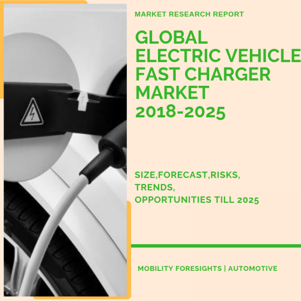 Global EV Fast Charger Market 2018-2025
