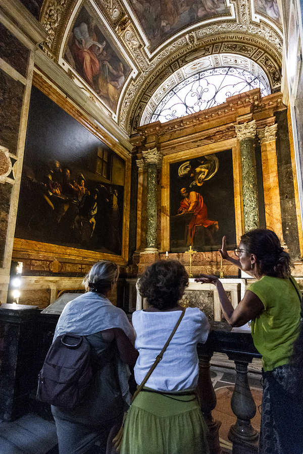 Top Restoration Lab in Rome Opens Its Doors to Roma Experience
