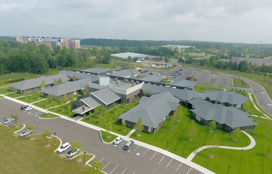 Announcing the Completion of Genesys Health Park Rehabilitation Community